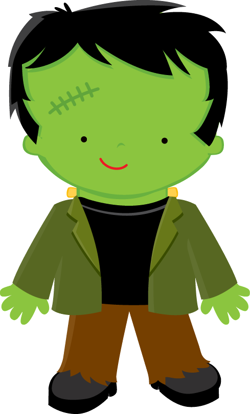 489x811 Halloween Frankenstein Clip Art Interesting