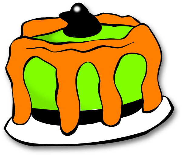 600x510 Halloween Birthday Clipart