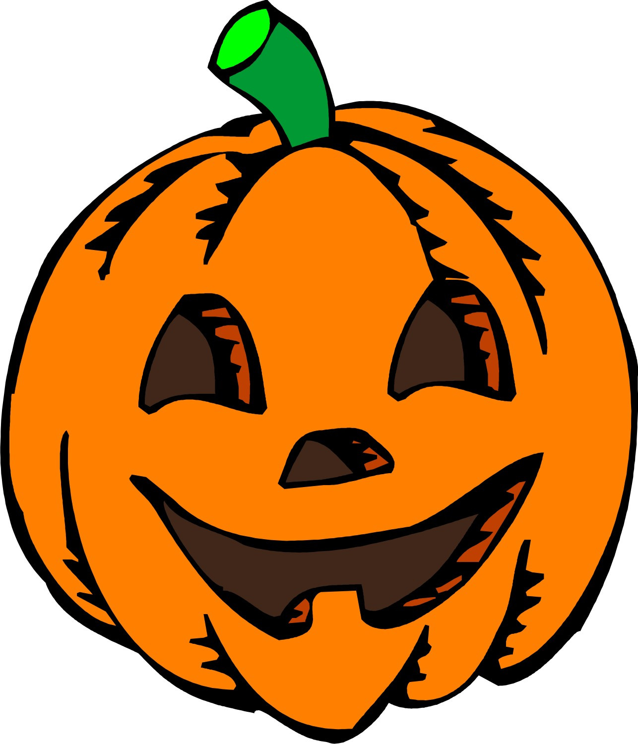 1286x1500 Pumpkin Face Clip Art Black And White Cyberuse Lovely Picture