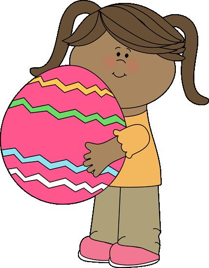 429x550 Easter Kids Clip Art