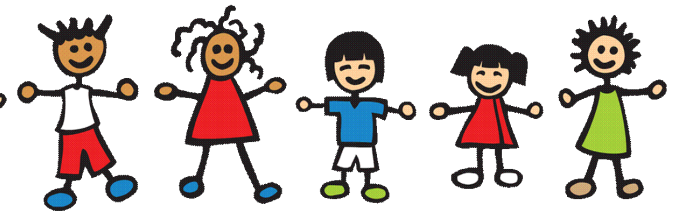 678x219 Free Childrens Clip Art Happy Kids Clipart Free Clipart Images 3