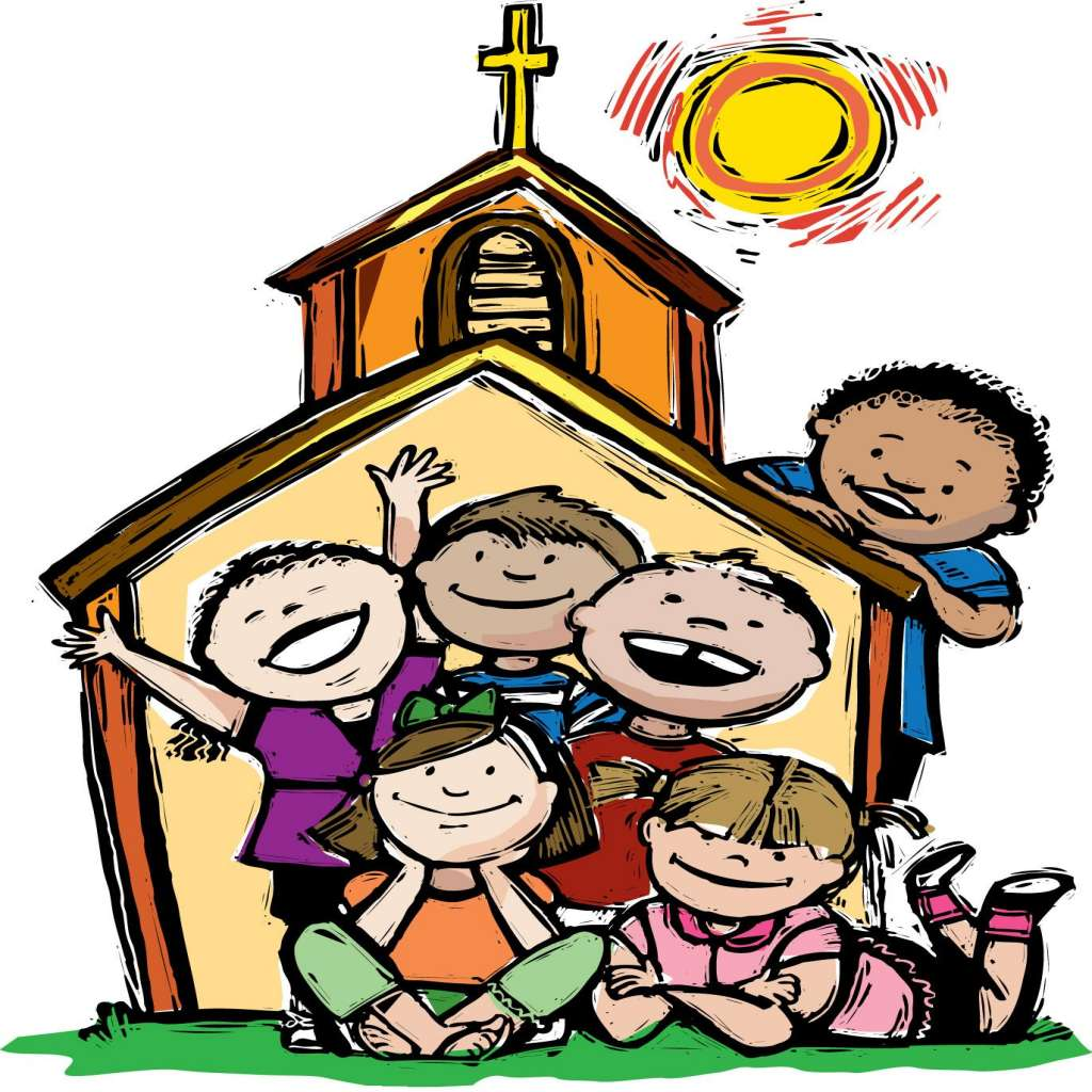 1024x1024 25 Inspirational Photos Of Church Kids Clipart