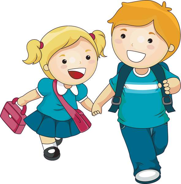 591x600 Happy Kids Clipart Free Clipart Images