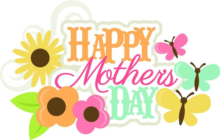 735x467 106 Best Mothers Day Clip Art Images On Mother's Day