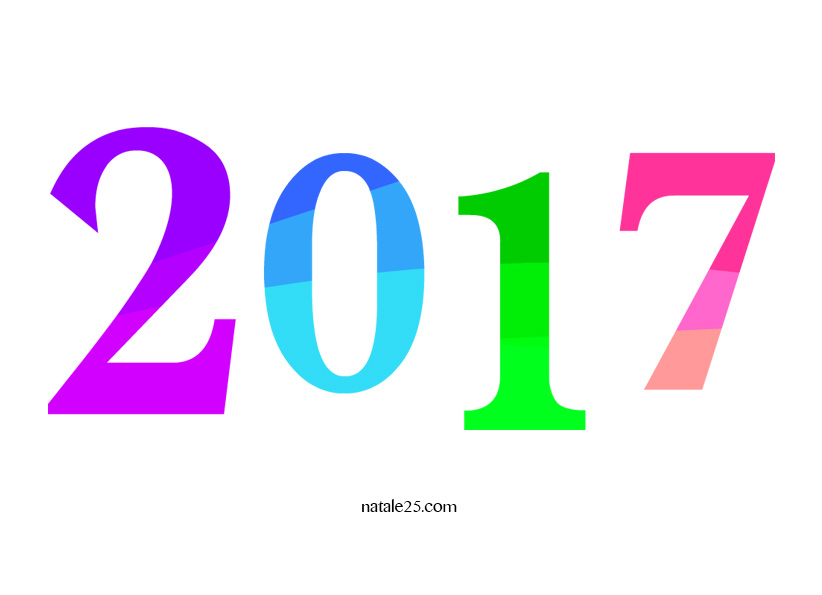 822x595 Happy New Year 2017 Clipart Natale 25