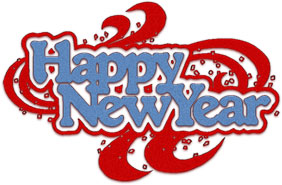 282x185 Happy New Year 2016 Clipart Transparent Background Collection