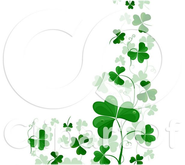 Happy St Patricks Day Clipart