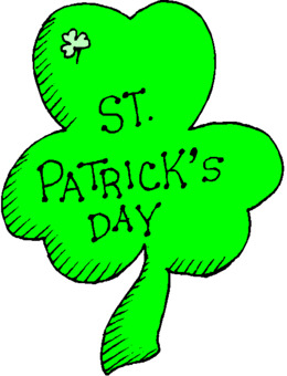260x340 Saint Patricks Day Coloring Book Shamrock Leprechaun St. Patricks