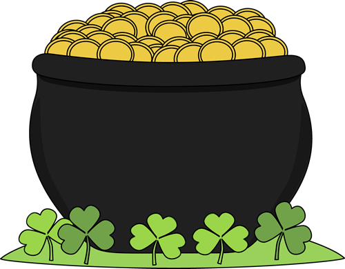 500x390 St Patrick Day Pot Of Gold Happy St Patricks Day Pot Of Gold