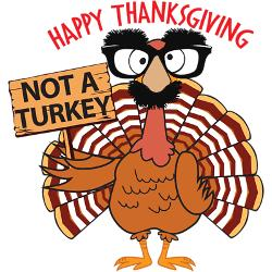 happy thanksgiving turkey clipart at getdrawings com free for