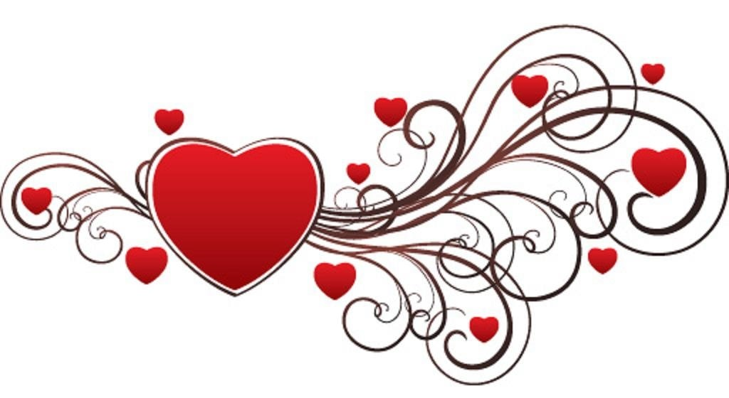 1024x560 Happy Valentines Day 2018 Clipart