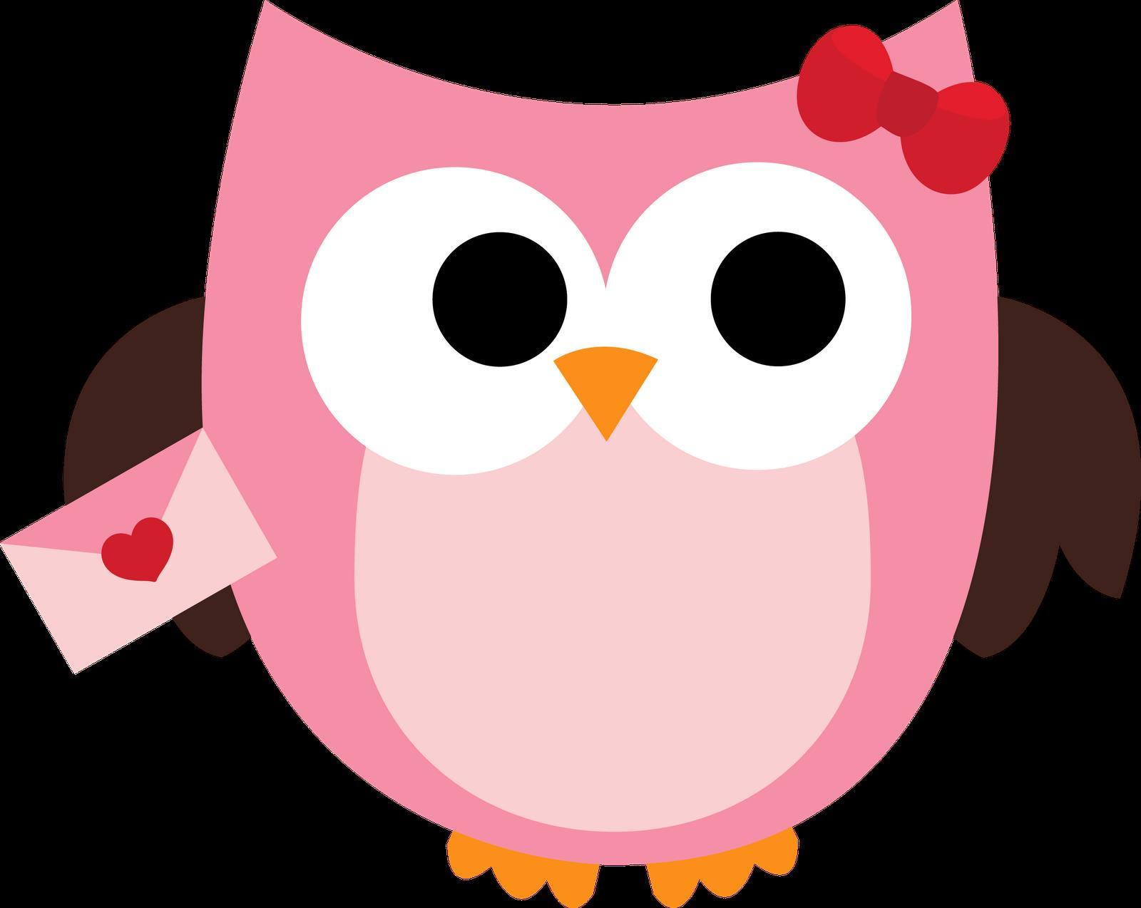 Happy Valentines Day Owl Clip Art Calamarislingshot Site