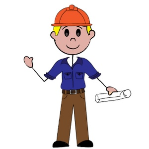 300x300 Free Construction Worker Clipart Image 0515 0911 0722 3525