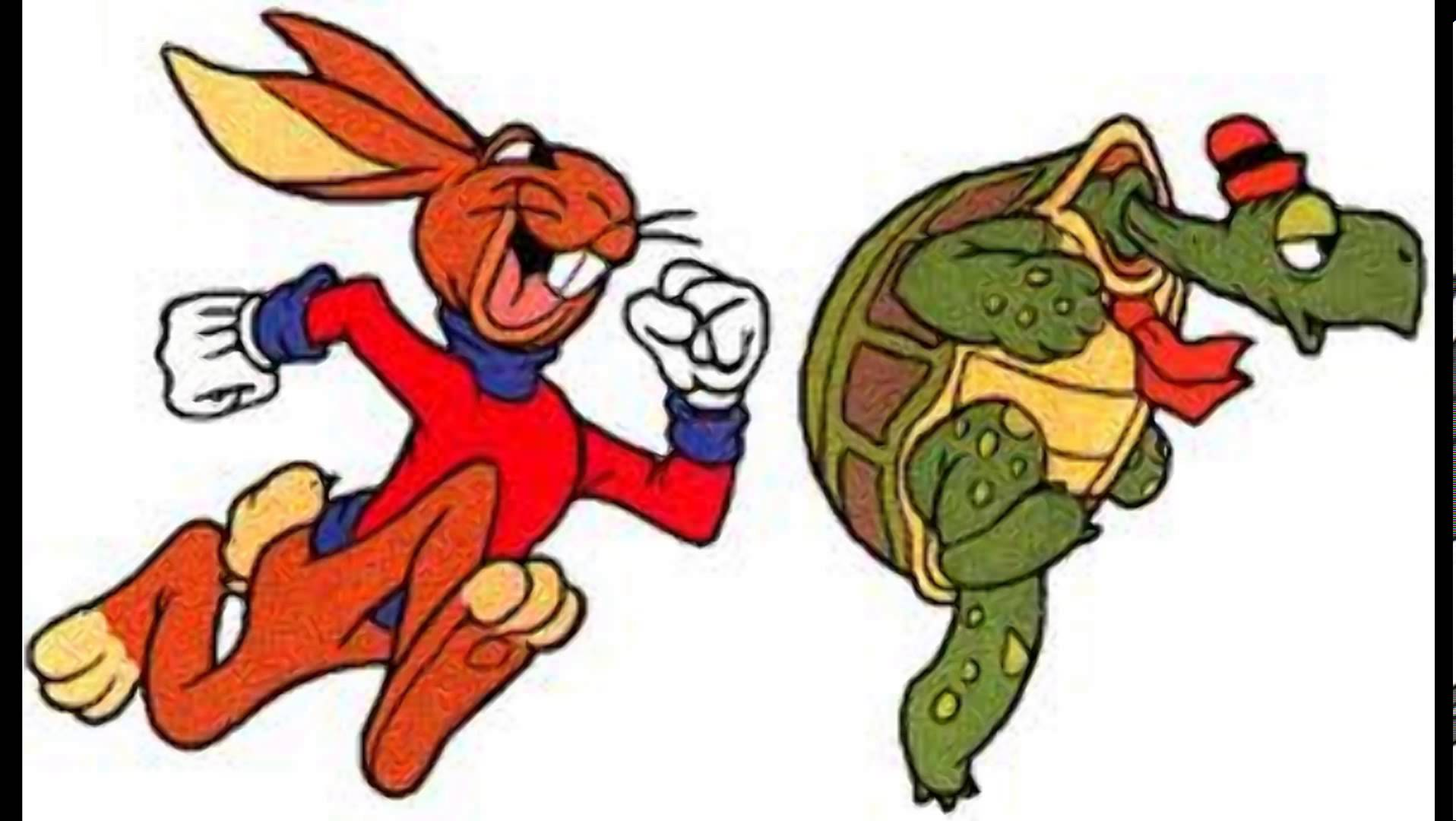 1916x1080 Tortoise And The Hare