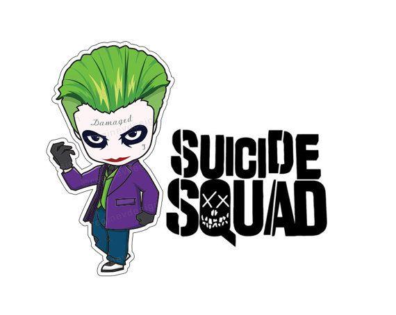 570x453 Joker Suicide Squad Clipart