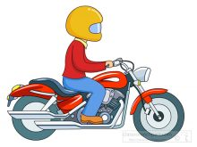220x165 Motorcycle Clipart Images Motorcycle Clipart Harley Of Motorbikes