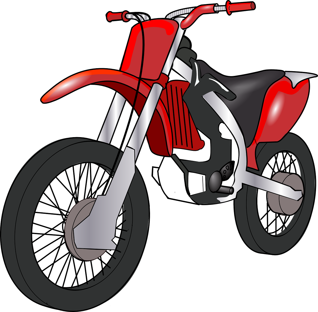 1280x1258 Motorcycle Harley Davidson Scooter Clip Art