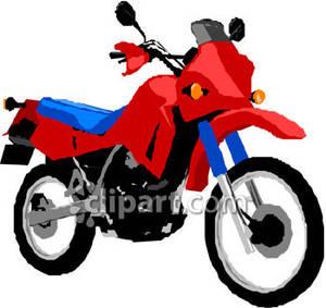 300x283 Blue Clipart Motorbike