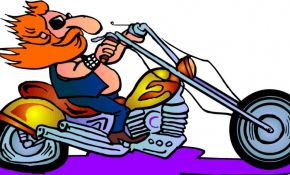 290x175 30 New Simple Motorcycle Clipart