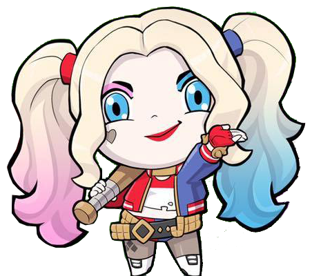 The Best Free Harley Quinn Clipart Images Download From 232 Free Cliparts Of Harley Quinn At Getdrawings