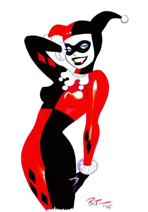 500x713 Harley Quinn Clipart Tas