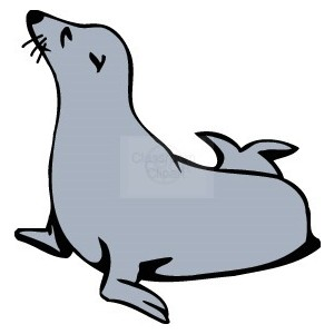 300x300 Seal With Ball Clipart Group