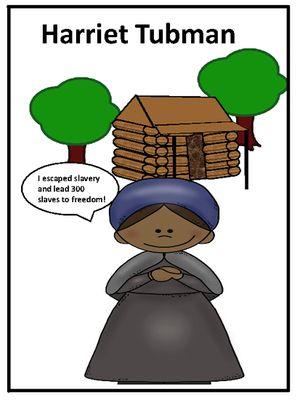 300x400 Harriet Tubman Biography And Fun Activities Harriet Tubman
