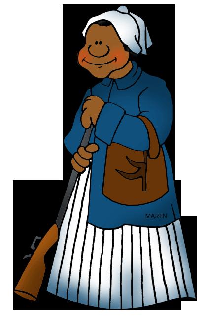 416x648 Black History Month Clip Art By Phillip Martin, Harriet Tubman