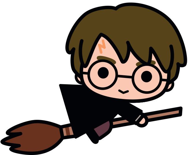 651x537 Harry Potter Characters Re Imagined In Adorable New Designs