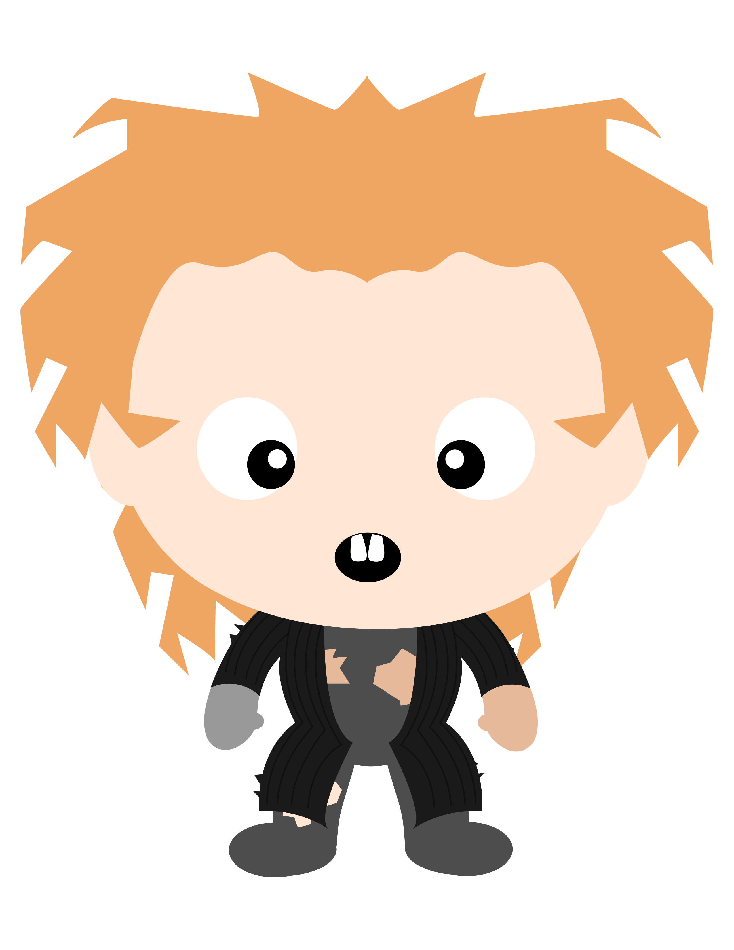 2550x3300 Peter Pettigrew, A.k.a. Scabbers. Am I The Only One That Thinks