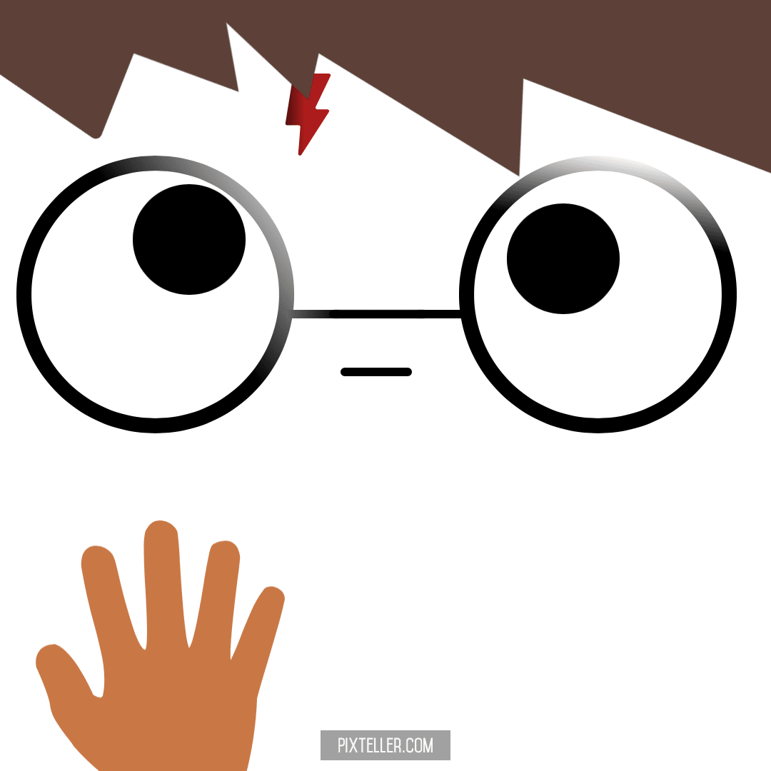 1080x1080 Harry Potter