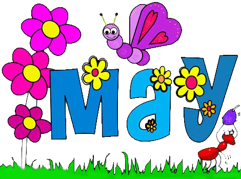 470x349 Best Happy Month Of May Images Pictures Photos Clipart Floral