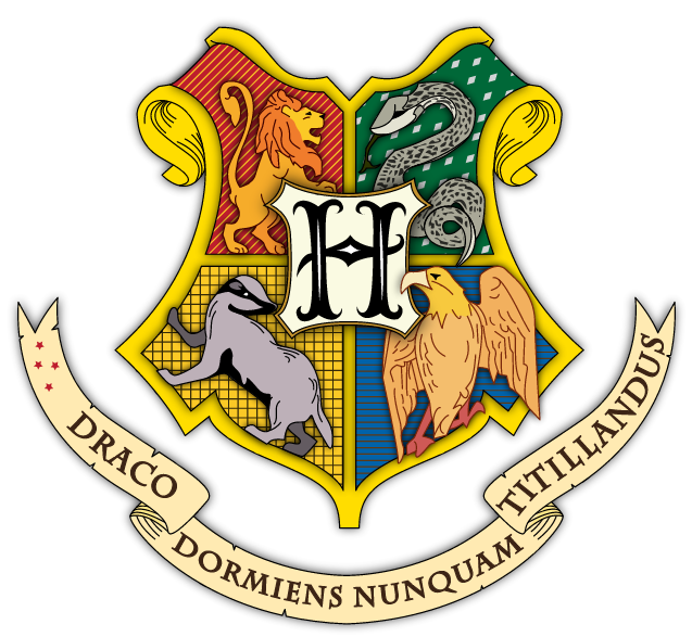 637x587 Hogwarts Coat Of Arms Harry Potter Know Your Meme