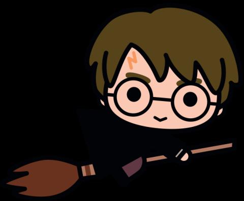 480x396 Harry Potter Clipart Transparent