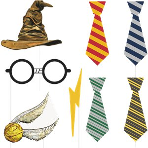 300x300 Harry Potter Photo Booth Props