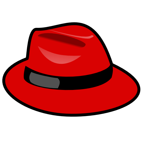 500x500 Red Hat Society Clip Art Free Hats Clipart Images, Graphics