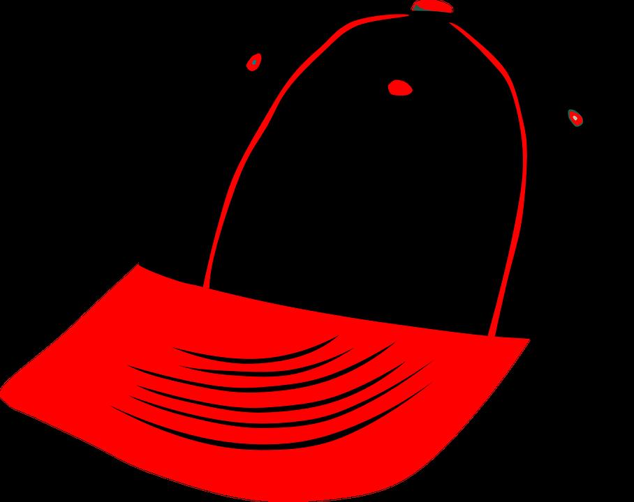 908x720 Cap Clipart Cap Baseball Hat Free Vector Graphic On Pixabay
