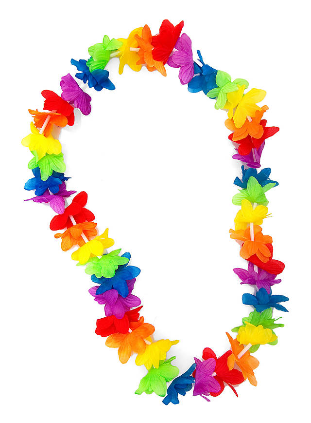 640x868 Hawaiian Flower Clipart
