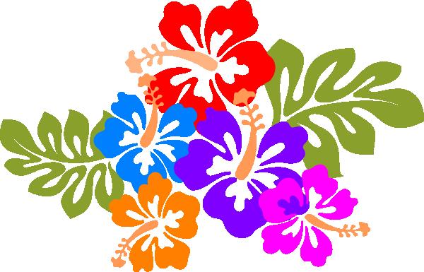 600x385 Hawaiian Luau Clip Art Free