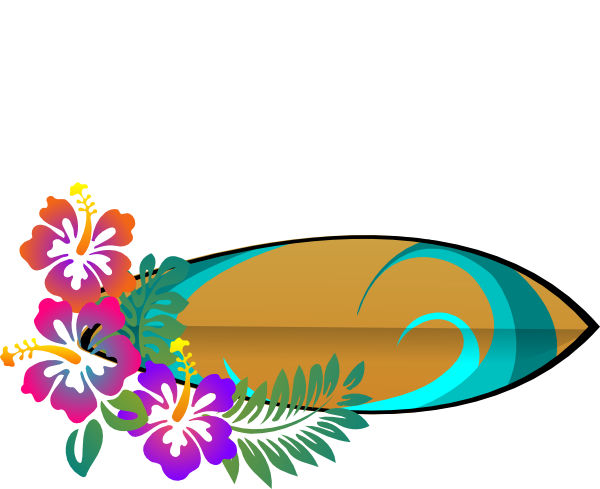 Hawaiian Islands Clipart