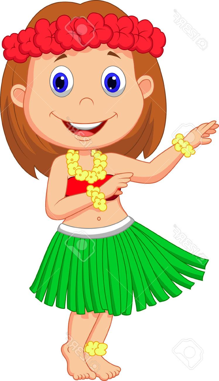 748x1300 Hawaii Clipart Hula Dancer 3598135