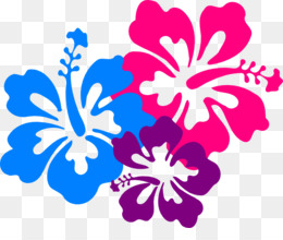 260x220 Hawaiian Flower Clip Art