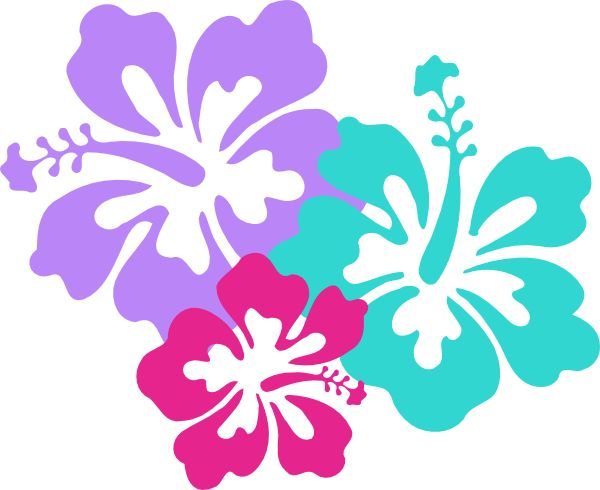 600x490 Hawaiian Themed Clip Art 101 Clip Art