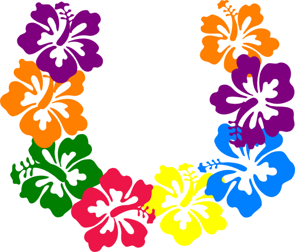 Hawaiian Theme Clipart at GetDrawings | Free download