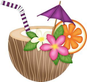 305x288 Deluxe Luau Pictures Clip Art
