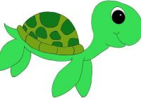 200x140 Sea Turtle Clipart Hawaiian Sea Turtle Clipart Clipart Panda Free