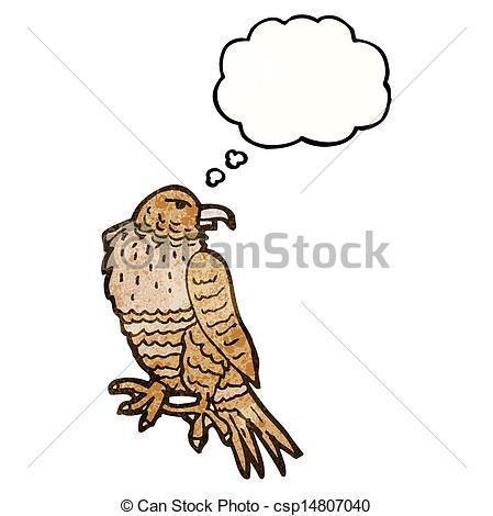 449x470 Cartoon Hawk Eps Vector