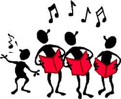 250x204 Choir Clip Art Clipart
