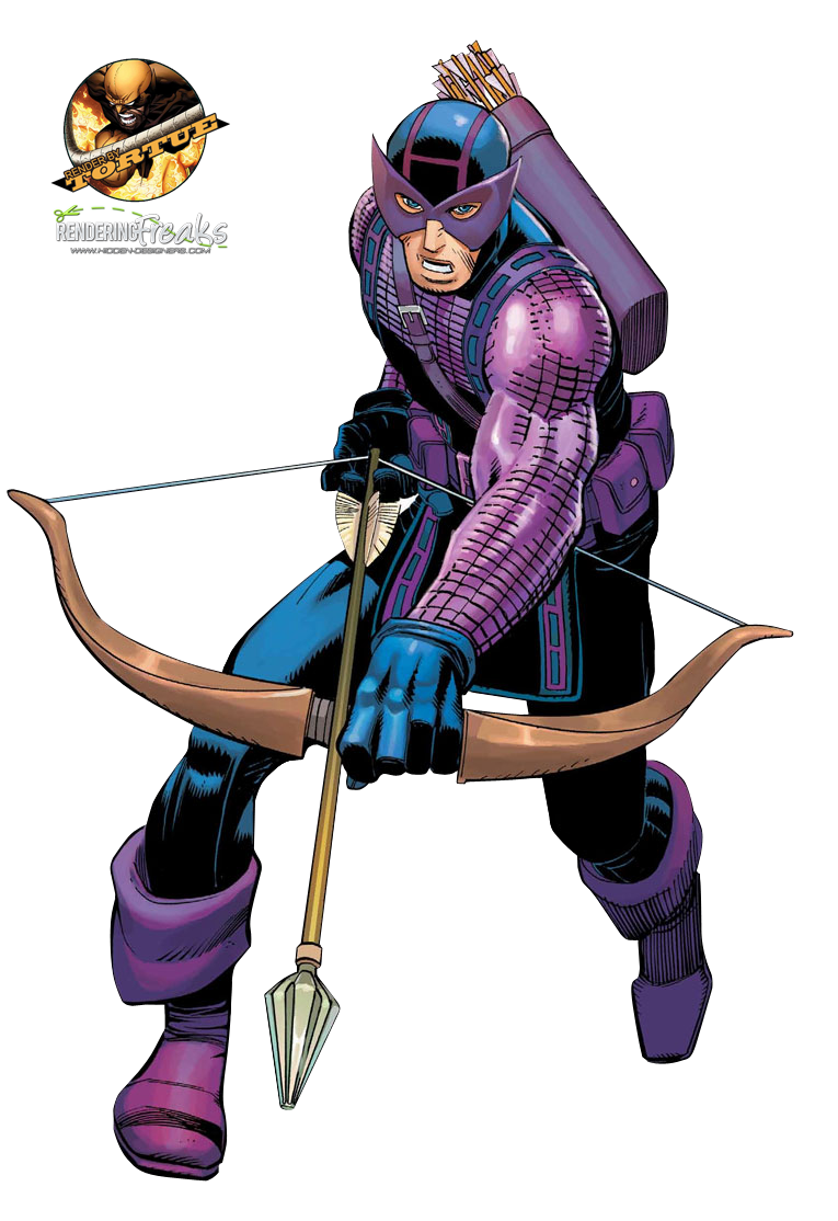 765x1114 Hawkeye Transparent Png Pictures