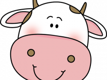 220x165 Cow Head Clipart Cow Head Clip Art Cow Head Image Red X Clipart